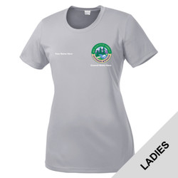 LST350 - N120E008 - EMB - Ladies Wicking T-Shirt
