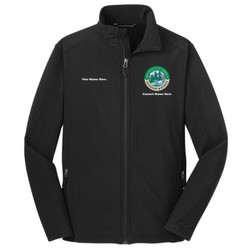 J317 - N120E008 - EMB - Soft Shell Jacket