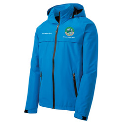 J333 - N120E008 - EMB - Waterproof Jacket