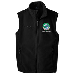 F219 - N120E008 - EMB - Fleece Vest