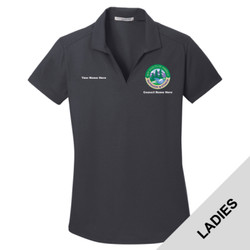 L572 - N120E008 - EMB - Ladies Wicking Polo